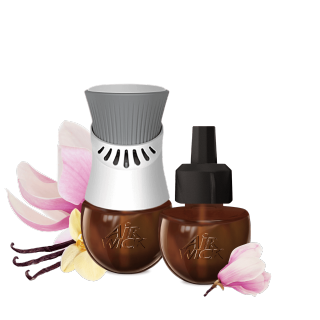 Himalayan Magnolia and Vanilla